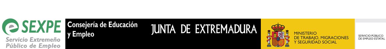 Gestorex Centro de Formación Homologado SEXPE